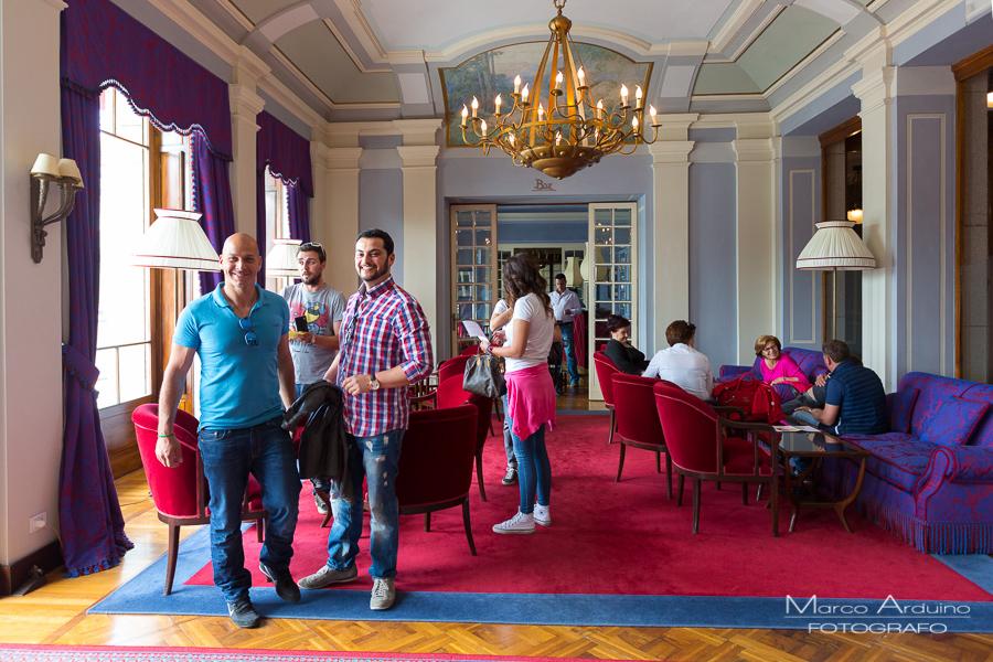 destination wedding photographer at grand hotel majestic verbania lake maggiore italy