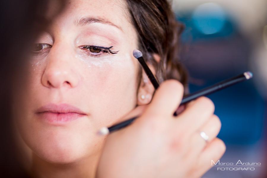 bride getting ready at grand hotel majestic verbania lake maggiore italy