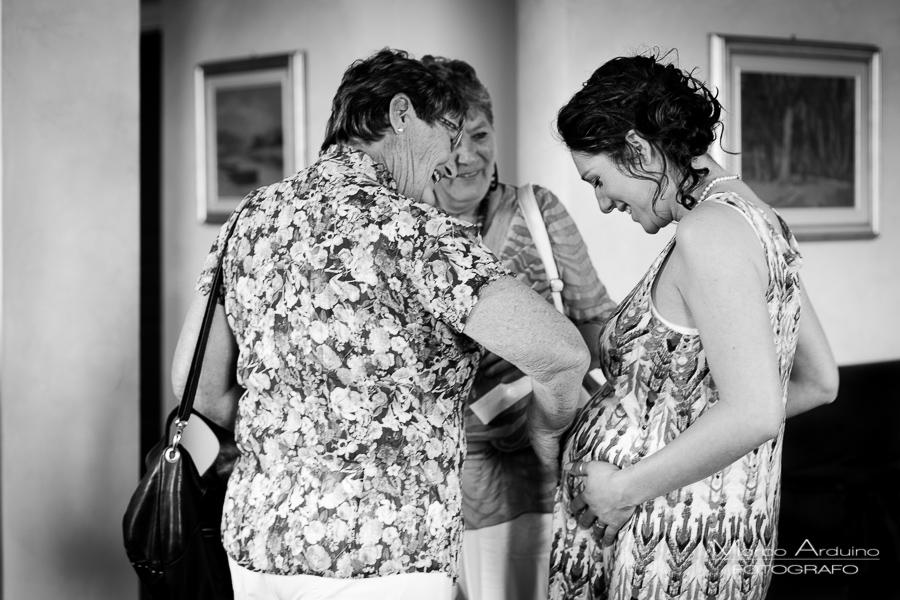 bride getting ready lake maggiore italy