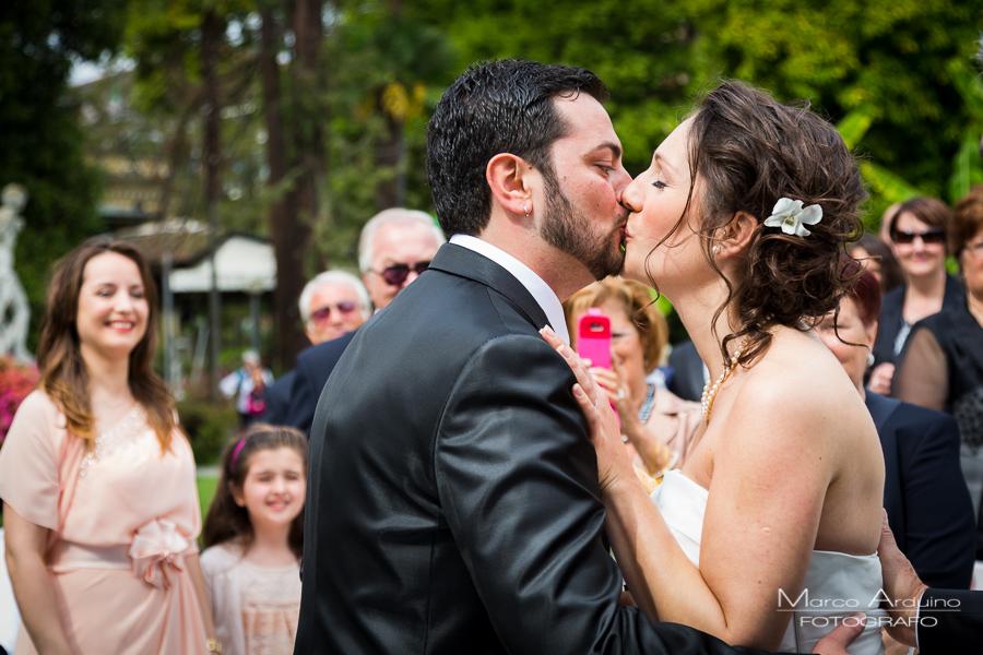 wedding ceremony outdoor lake maggiore italy