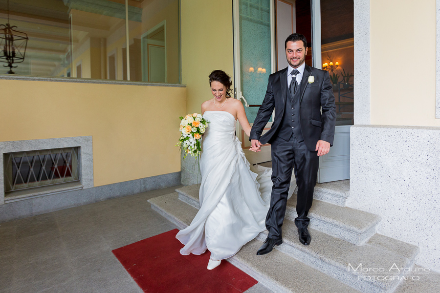 wedding reportage at grand hotel majestic lake maggiore italy