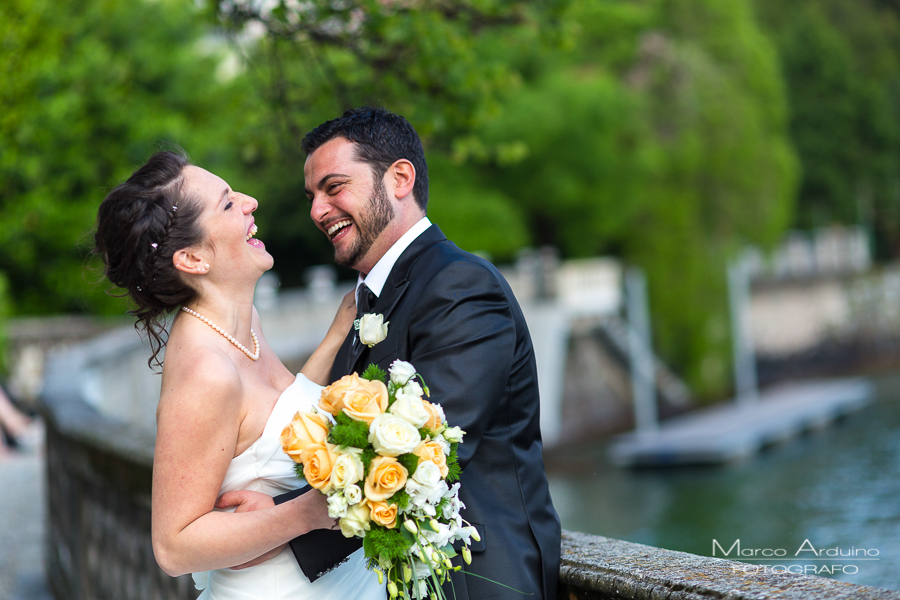real wedding lake maggiore italy