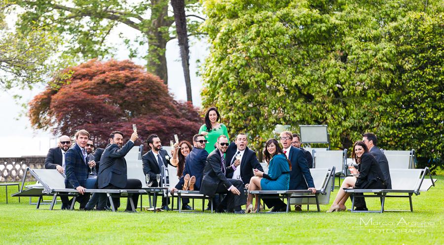 wedding reception at grand hotel majestic lake maggiore Italy