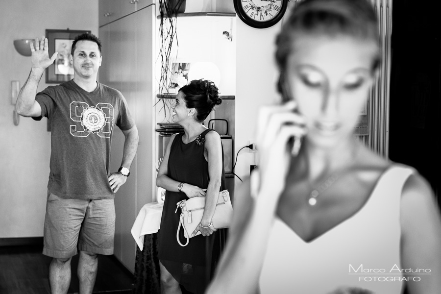 Italian wedding photographer Milan