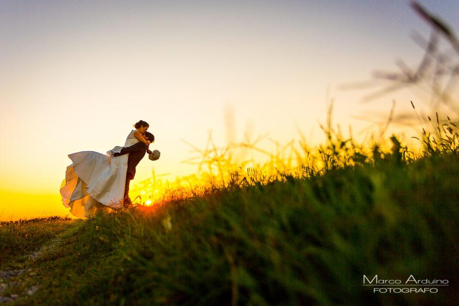 italian wedding photographer in countryside lombardy