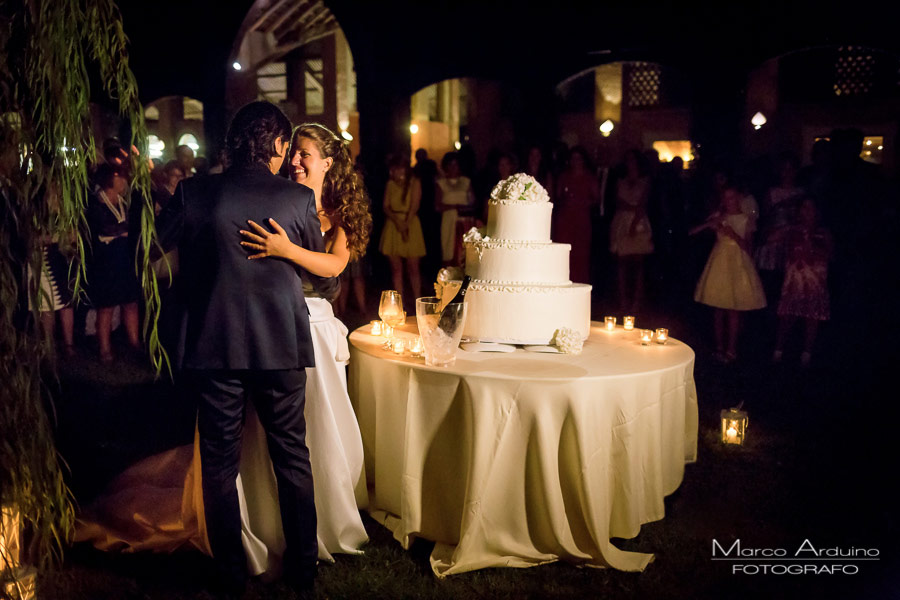 real wedding in countryside lombardy