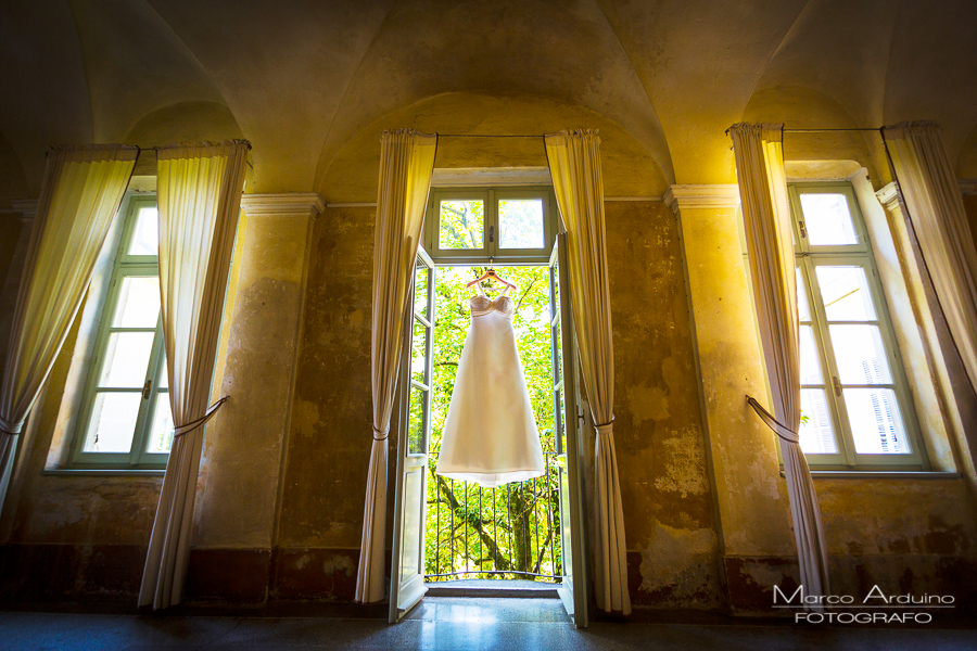 getting married castle San Sebastiano Po Italy