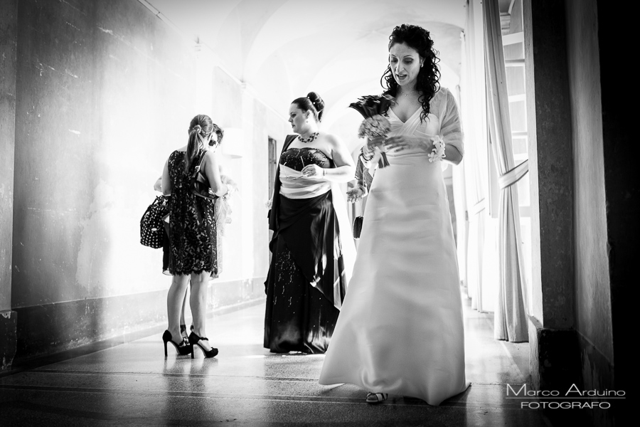 italian wedding photographer castle San Sebastiano Po