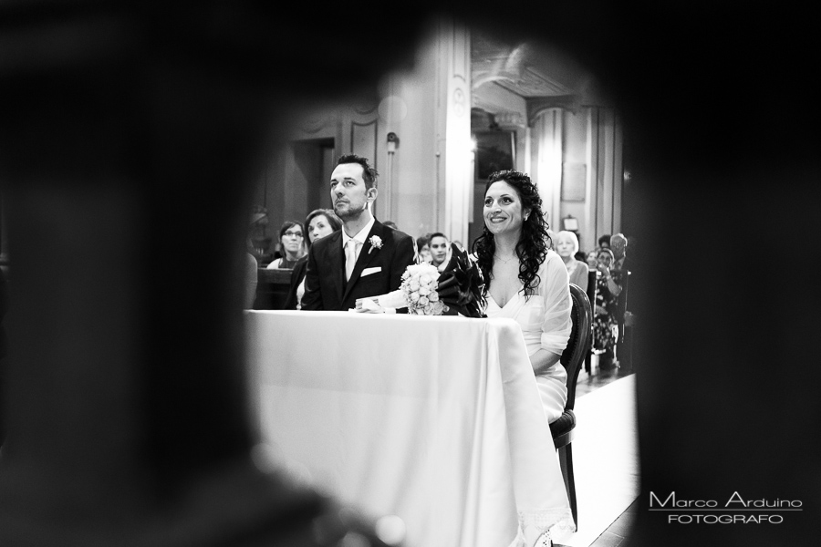 wedding ceremony San Sebastiano Po Torino Italy