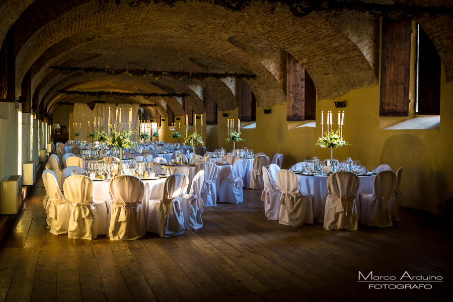 wedding venues castle San Sebastiano Po Torino Italy
