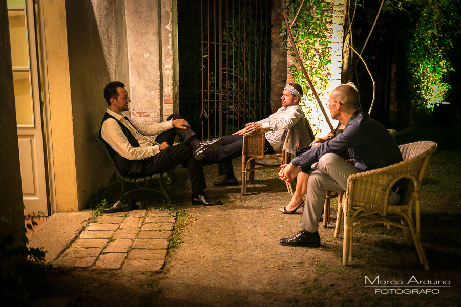 wedding party Torino, Italy