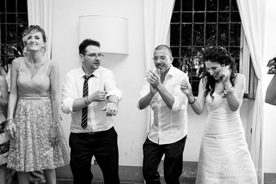 wedding party Torino italy