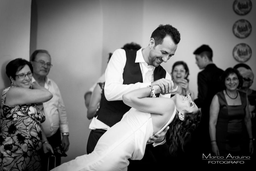 wedding dance Torino Italy