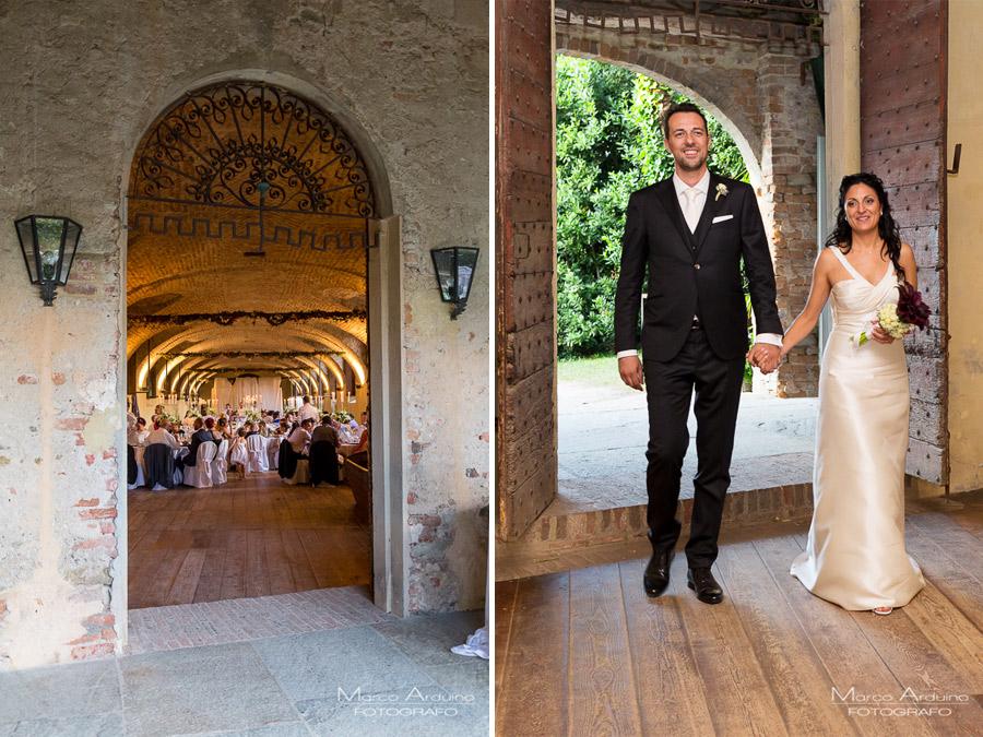 destination wedding castle San Sebastiano Po Torino italy