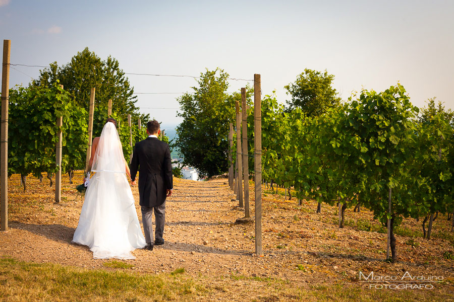 vineyard wedding piedmont italy