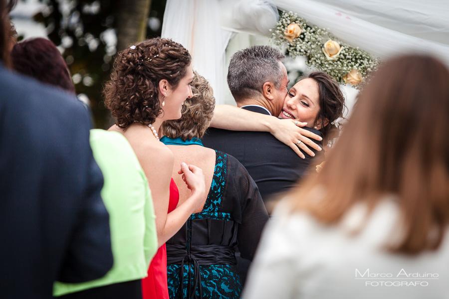 wedding ceremony lake maggiore Italy