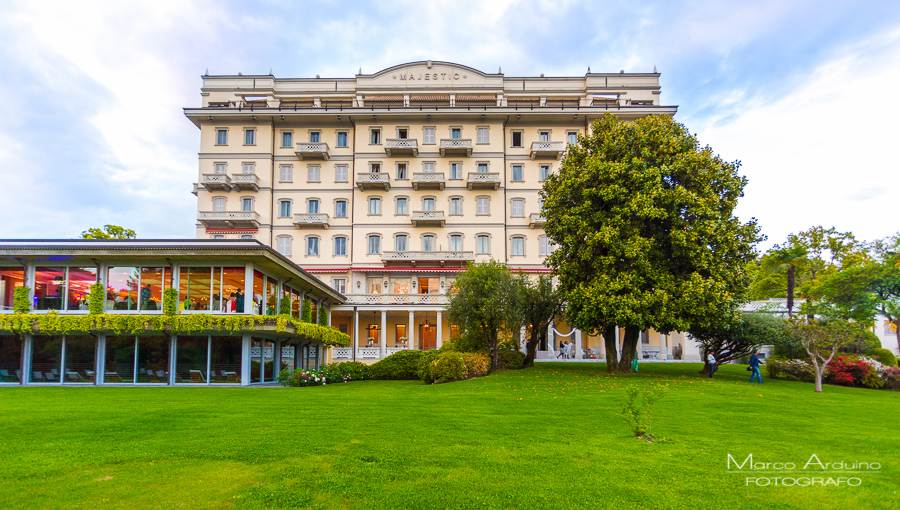 wedding venues grand hotel Majestic lake maggiore Italy