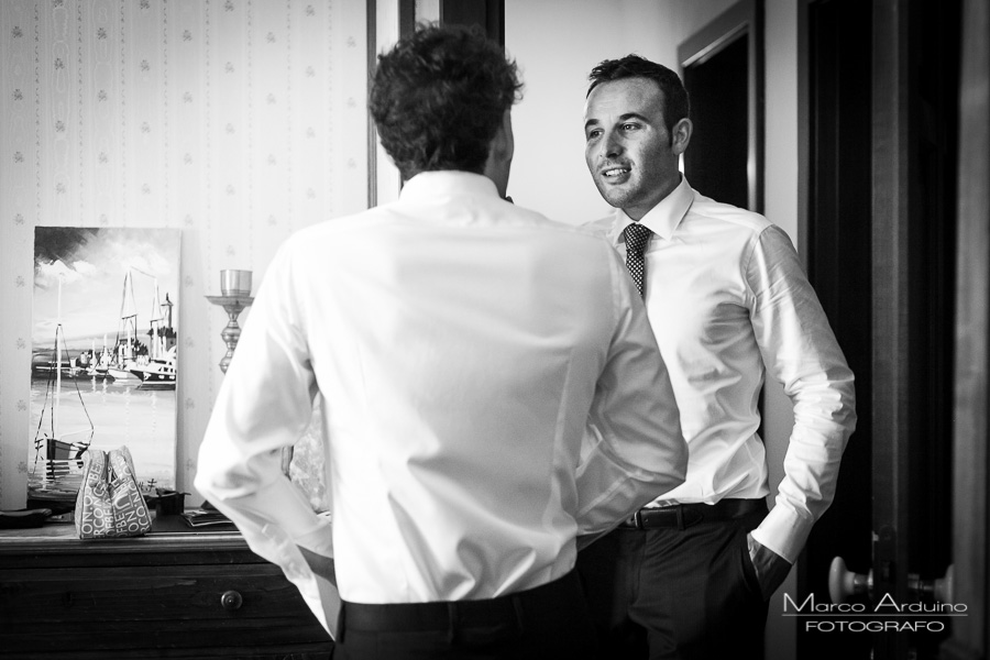 wedding photographer villa Crespi lake Orta Italy