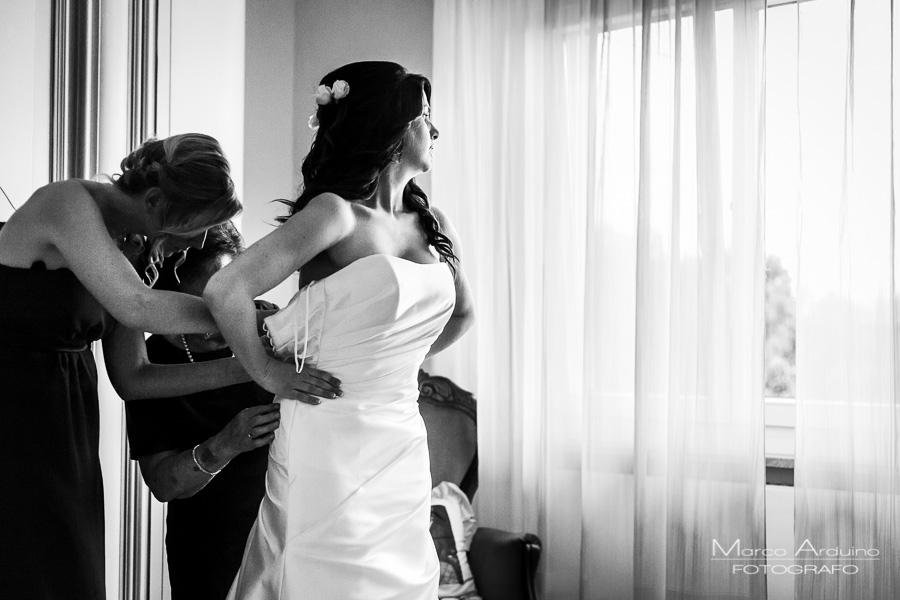 wedding photographer villa Crespi lake Orta Italy