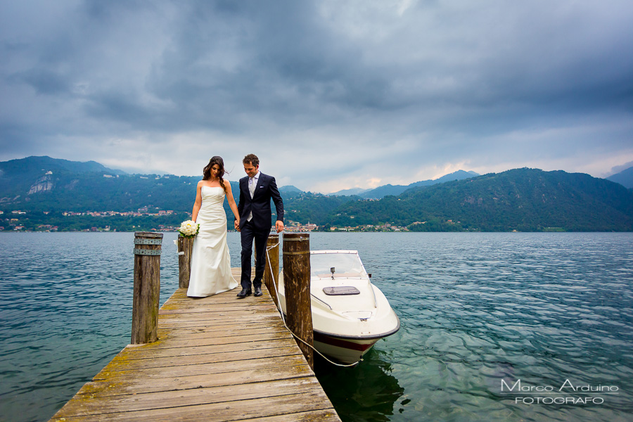 luxury wedding villa Crespi lake Orta Italy