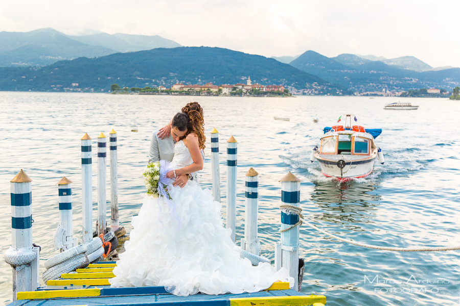 real wedding stresa lake maggiore italy