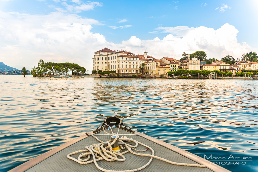 destination wedding Stresa lake maggiore Italy