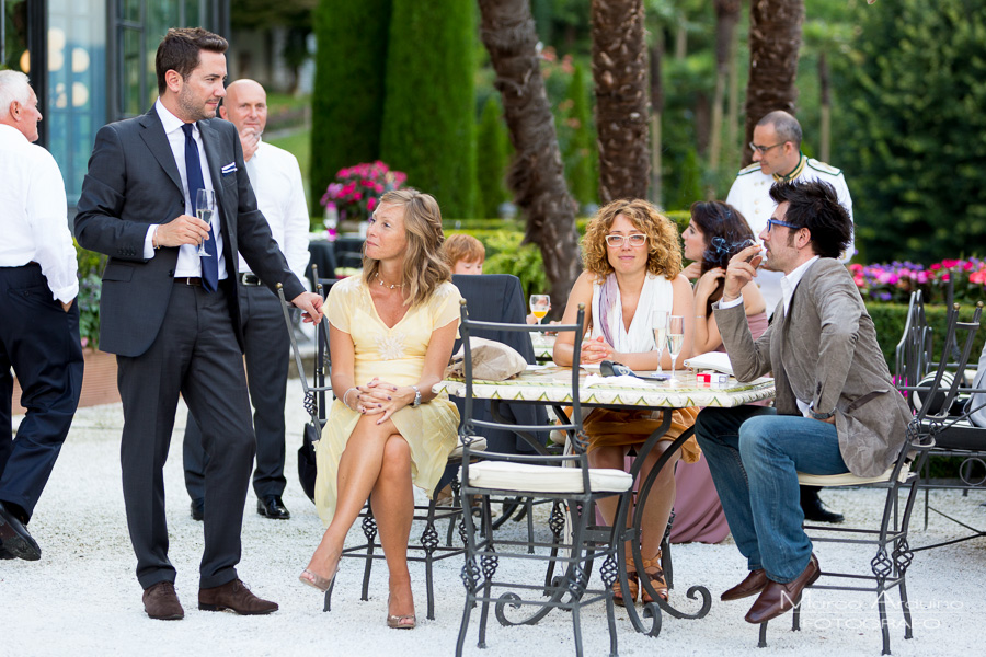 wedding reception villa Aminta stresa lake maggiore Italy