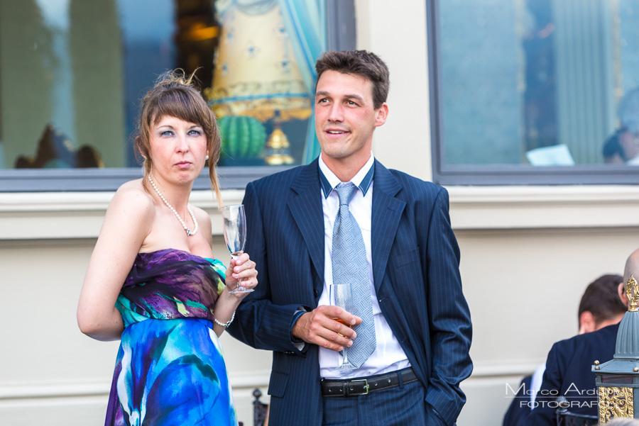 wedding toast villa Aminta stresa lake maggiore italy