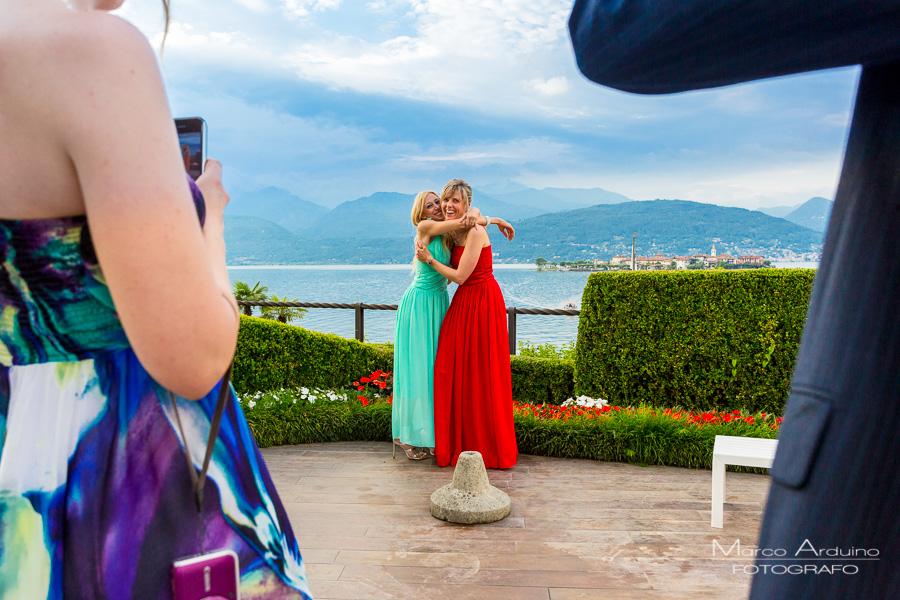 wedding guest stresa lake maggiore italy