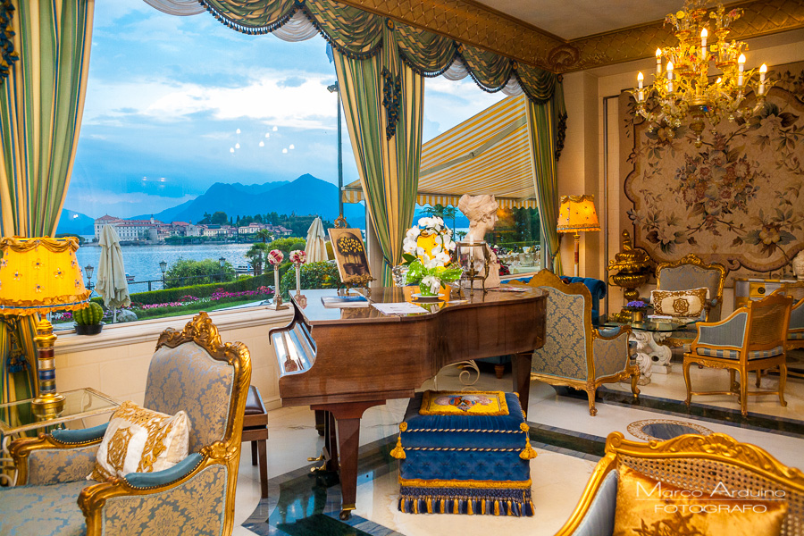 destination wedding villa Aminta lake maggiore Italy