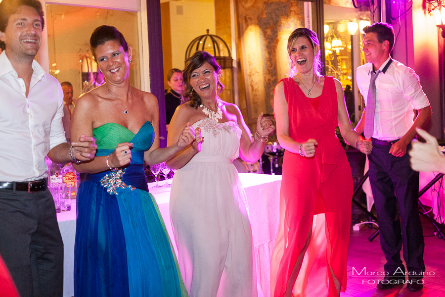 wedding party villa aminta stresa lake maggiore italy
