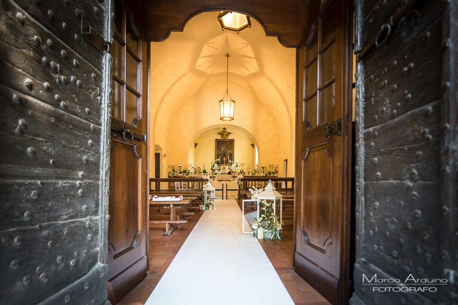 wedding Santo Spirito Abbey