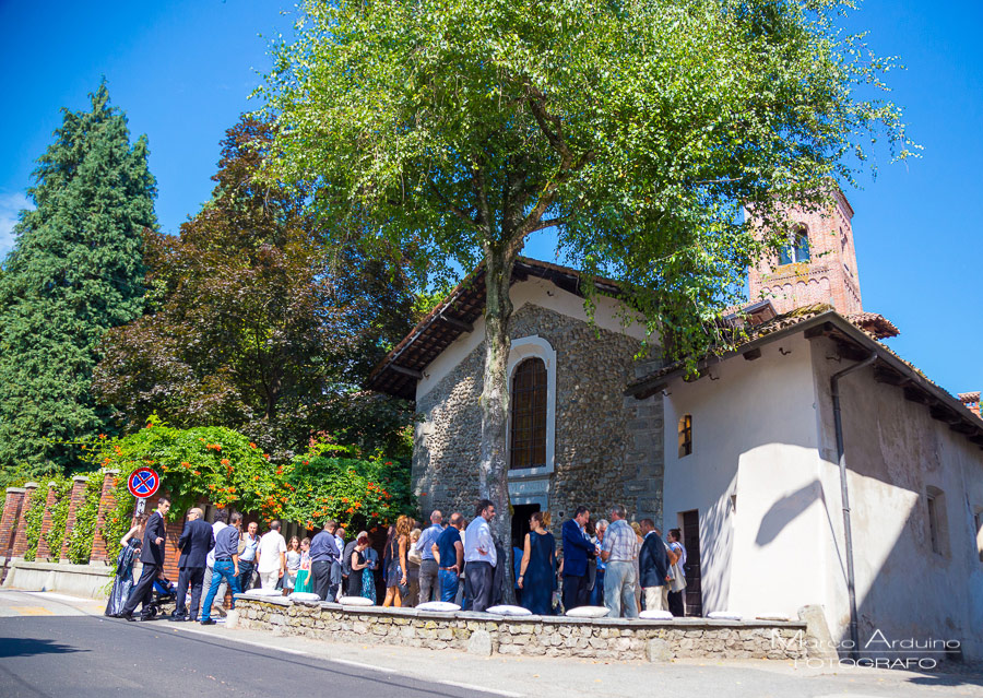 Santo Spirito Abbey-wedding venue in Italy