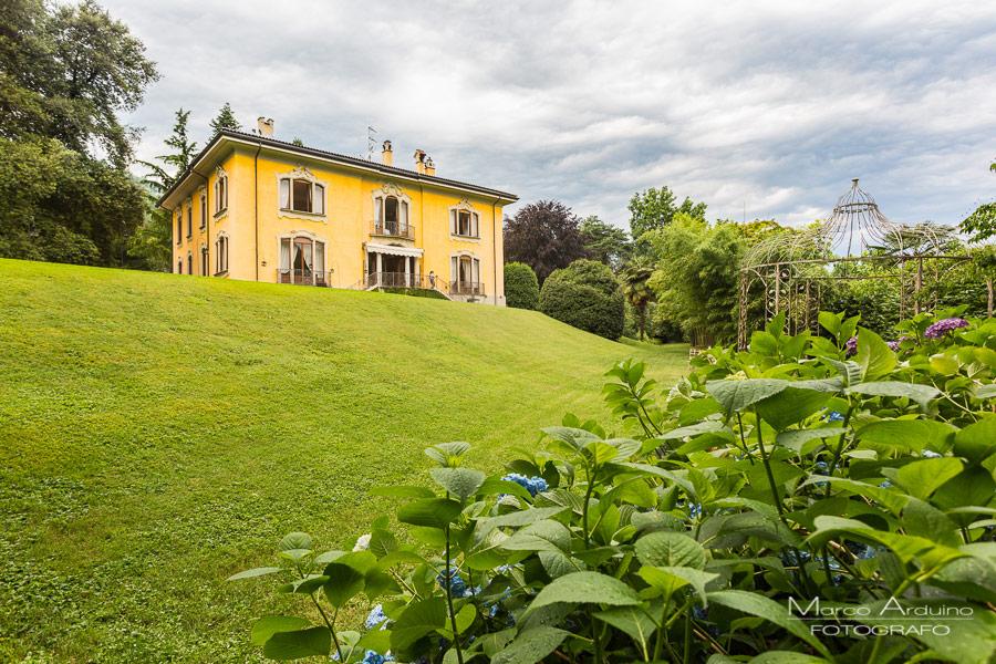 destination wedding villa Frua Stresa Lake Maggiore