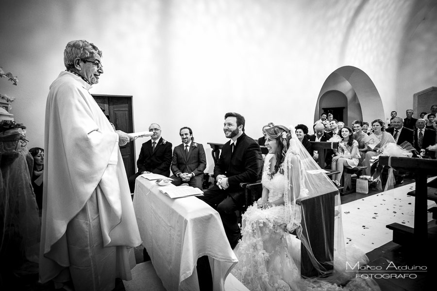 Wedding Catholic Ceremony Santo Spirito Abbey