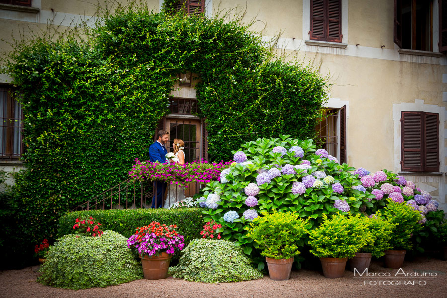 wedding photographic service in wedding in Santo Spirito Abbey