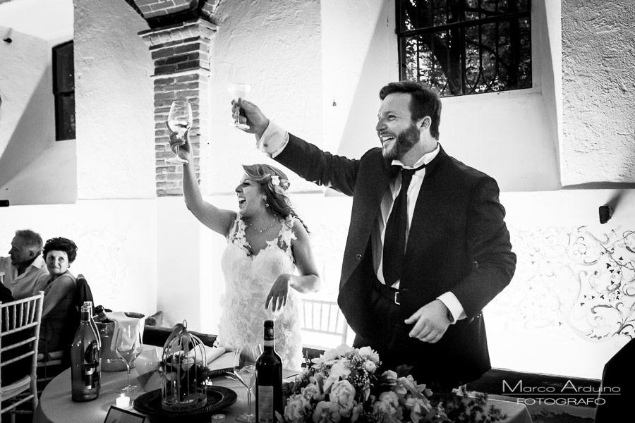 wedding reception in Santo Spirito Abbey- Villa Giannone