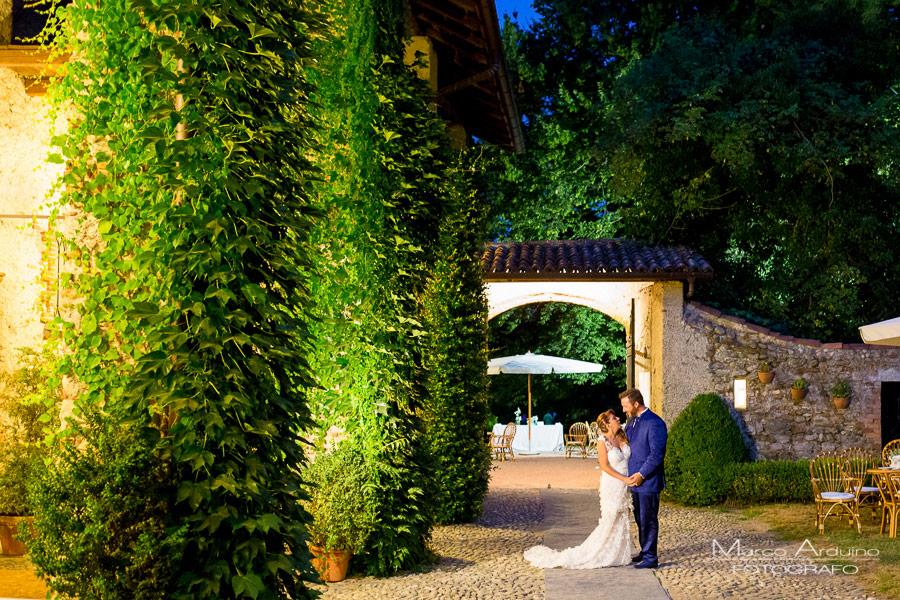 Santo Spirito Abbey - Country chic wedding in italy