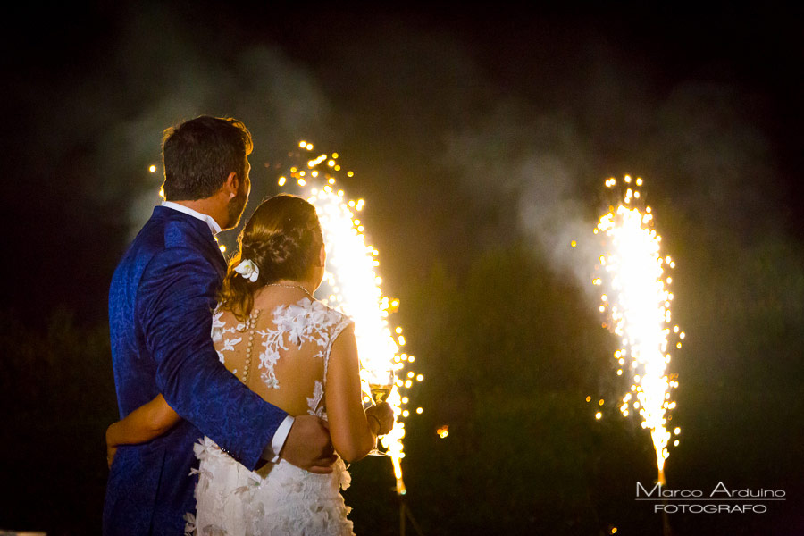 wedding in Santo Spirito Abbey