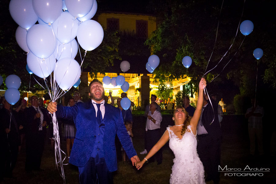 wedding in Santo Spirito Abbey