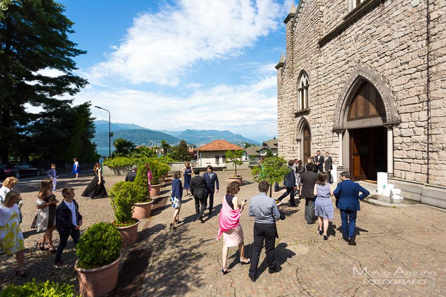real wedding lake maggiore