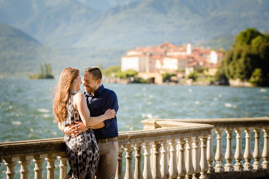 engagement session stresa verbania pallanza lake Maggiore Stresa