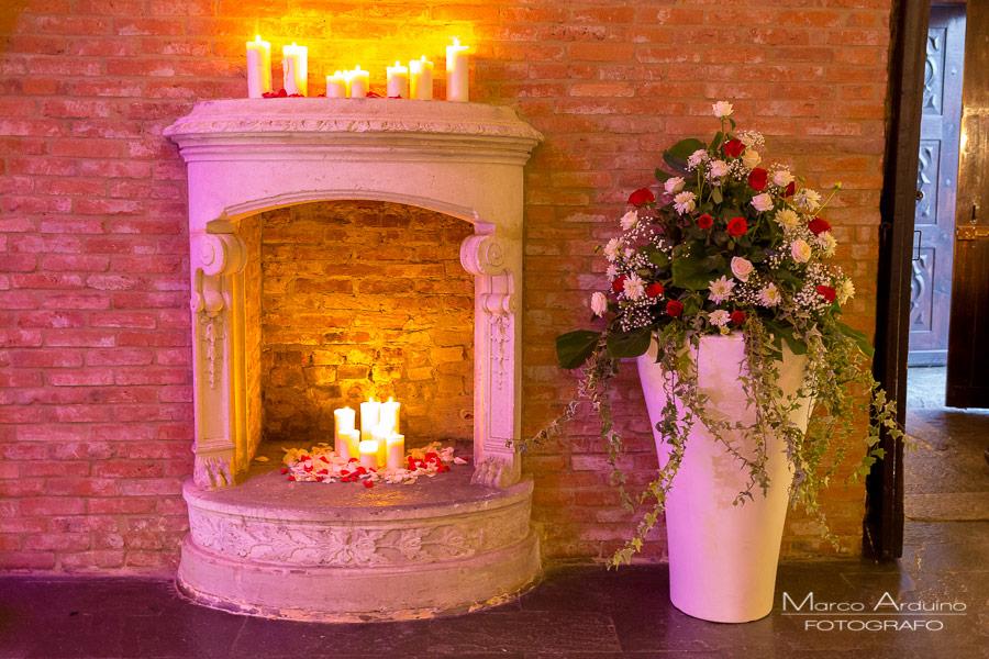 wedding reception principato of lucedio