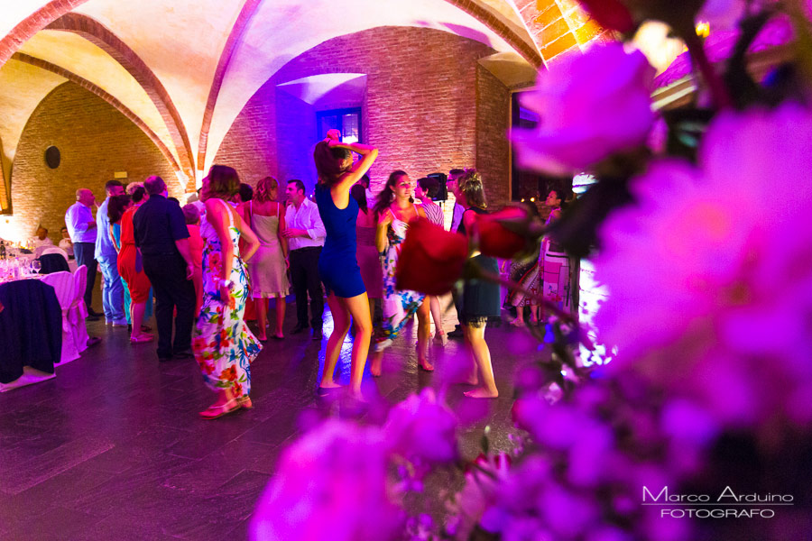 wedding party principato of lucedio