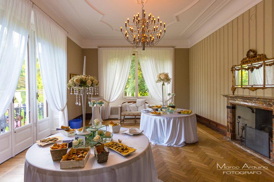 wedding reception Villa Frua Stresa lake Maggiore