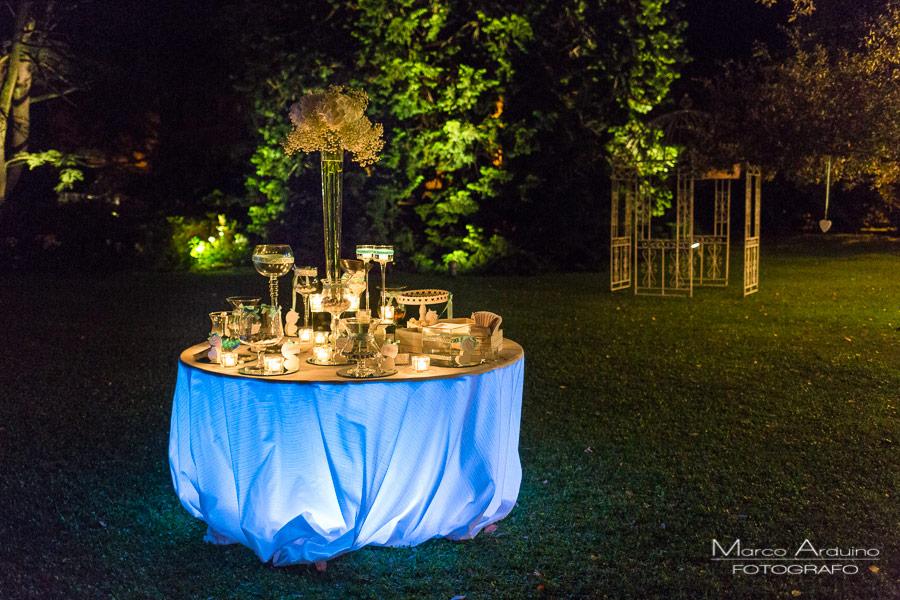 wedding reception lake Maggiore