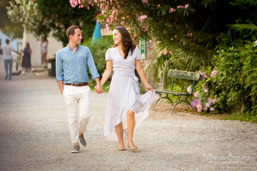 engagement shoot lake maggiore