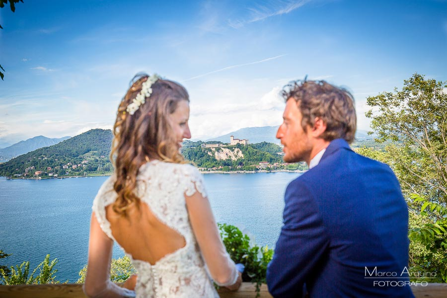 Wedding Rocca Borromeo Arona
