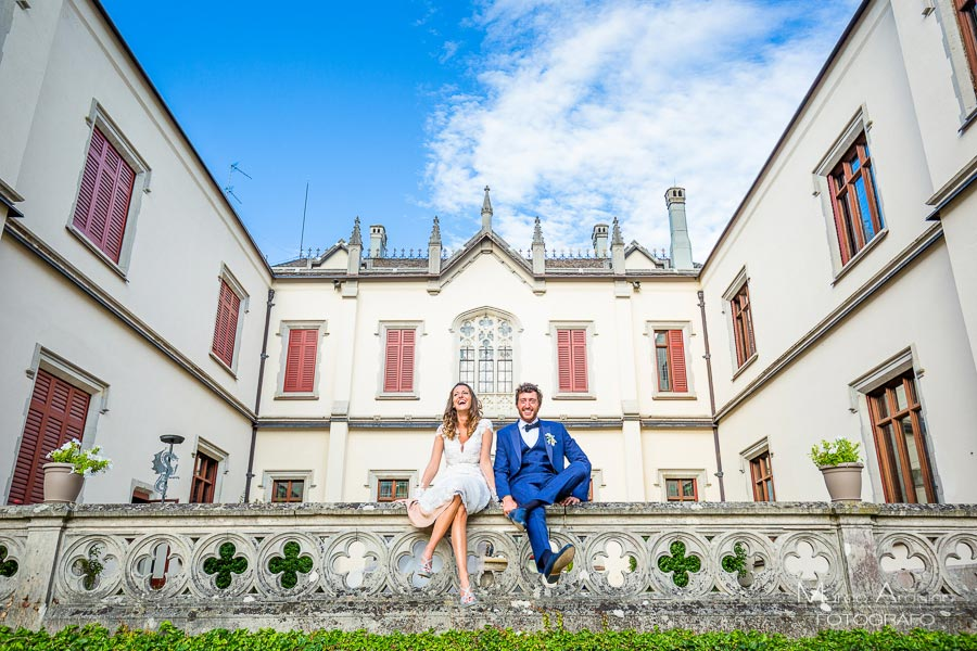 wedding on Lake Maggiore