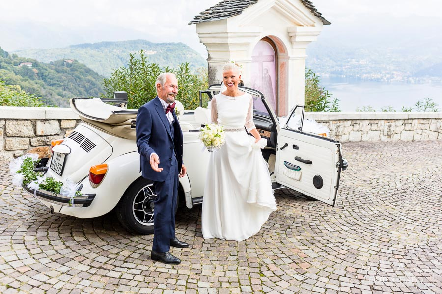 getting married on lake orta